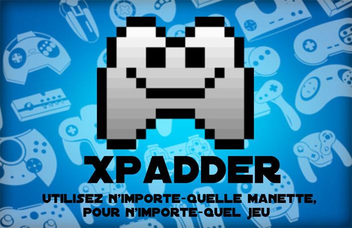 Программа xpadder