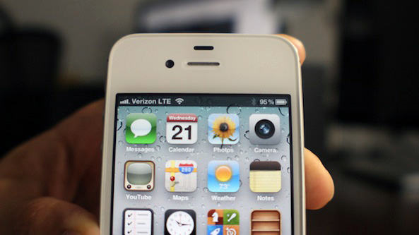 Стандарт LTE на телефоне