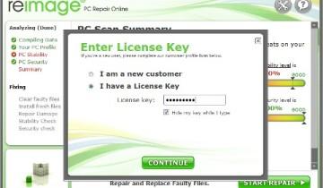 лицензионный ключ reimage repair