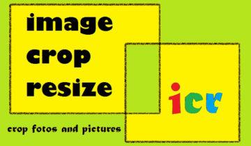 Image Crop Resize