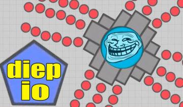 Секреты к игре Diep.io