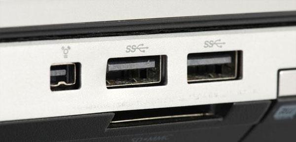 Проверьте повреждён ли порт USB на компьютере