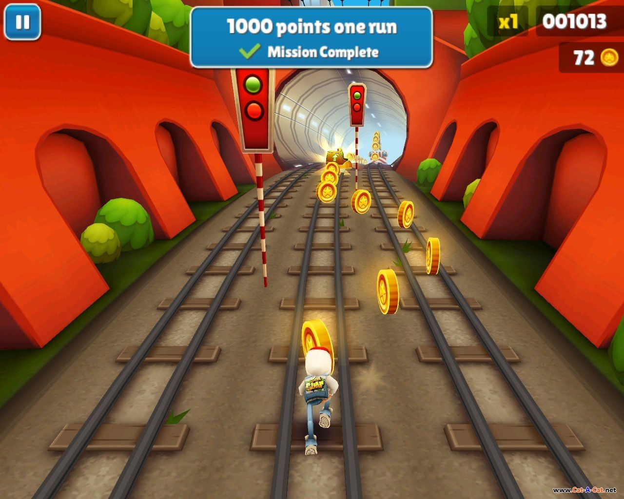Subway Surfers фото